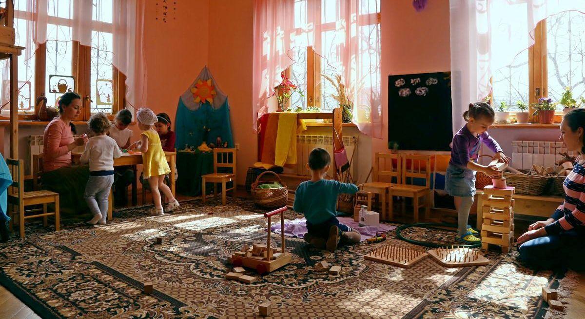 Частный детский сад Кисловодск