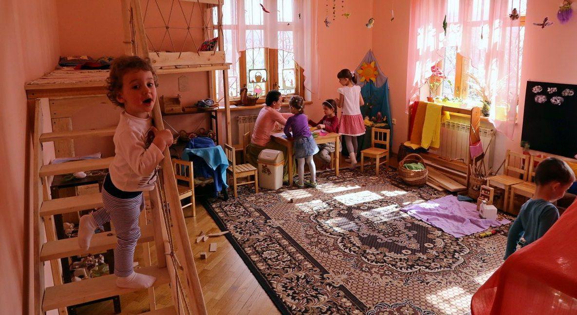 Частный детский садик Кисловодск